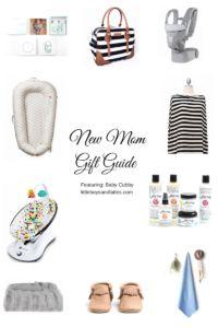 New Mom Gift Guide