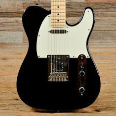 Fender American Standard Telecaster Black 2013 (s468)