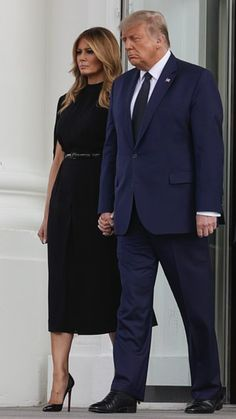 Donald And Melania Trump, First Lady Melania Trump, Donald Trump, Malania Trump, Trump Train, Milania Trump Style, Trump Is My President, I Love America, Trump Pence