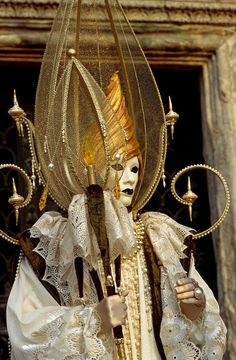 Venice Carnival - Top Pinterest pick by RetoxMagazine.com