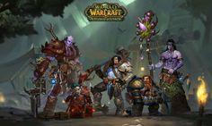ArtStation - uncle alliance in the warcraft world《Slum Tour》, jojo so