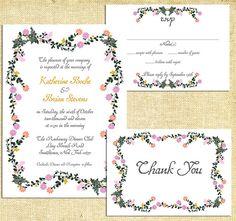 invitation suite inspiration