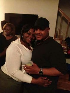 Tamiko Bankhead and her Boo..