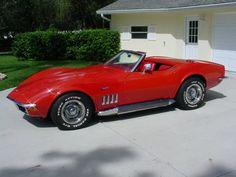 1969 Chevrolet Corvette '69 Corvette Pro-Restored 350 Stingray for sale | Hemmings Motor News