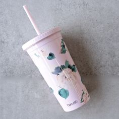 ban.do sip sip tumbler with straw - lady of leisure - shophearts - 1