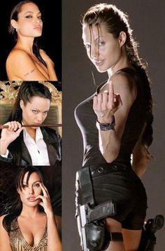 Angelina Jolie (Tomb Raider)