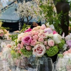 Pippa Middleton wedding: first look inside reception as florist spills the beans