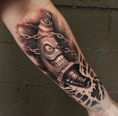 36 Best Mechanics Tattoo Designs Images In 2018 Tatoos Cool