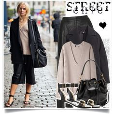 How To Wear Monday! Outfit Idea 2017 - Fashion Trends Ready To Wear For Plus Size, Curvy Women Over 20, 30, 40, 50