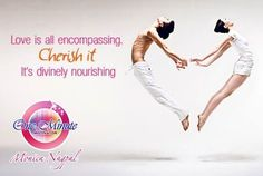 Love is all encompassiong cherish it it's diviniely nourishing. http://thzthehealingzone.com/