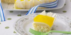 Recipe for White Chocolate Jelly Cake