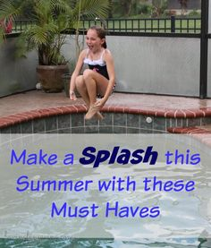 As families get ready for the warmer weather, be sure to check out these Summer Must Haves for families. Have fun in the sun and be prepared!