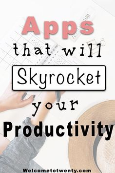 My top 5 favorite apps for productivity that have completely changed the game fo. Time Management Activities, Management Books, Time Management Tips, Business Management, Productivity Hacks, Increase Productivity, Craft Business, Creative Business, Bullet Journal Onenote