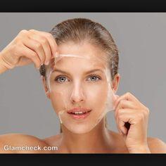 DIY peel off face mask?