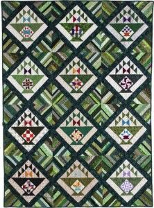 Join a Quilt Community with the Quilty Baskets Block of the Month