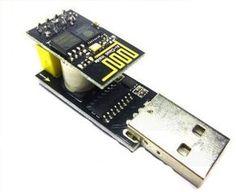 Programming ESP8266 (ESP-01) using ESP8266 Programmer CH340G Chip Adapter-PART 2 - CodeKrypt