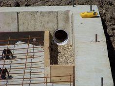 How to pour a concrete foundation