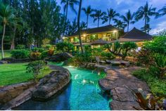 Photos of Neil Young's Hawaii home appear on the MLS website where it has been listed for $24,500,000.