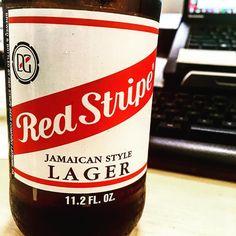 #happyfriday   #redstripe #redstripebeer #jamaica #beer #lager by apartment5c