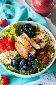 1000+ images about Food Bowls on Pinterest | Burrito Bowls, Bowls and ...