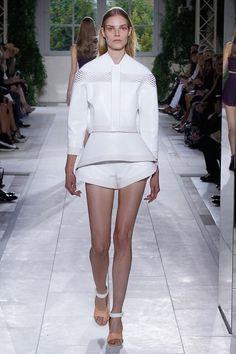 Balenciaga Spring 2014 from New York Mag's The Cut