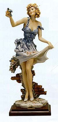 Love in Bloom by Giuseppe Armani. #232-C from Blue Heron Collectibles
