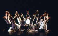"""""""There is a Time""""- Choreography by Jose Limon"""