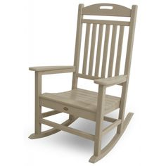 Yacht Club Rocking Chair, $329, Trex Furniture -- in many colors