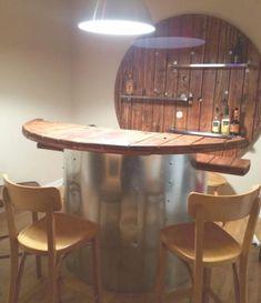 1000 id es sur le th me bobines lectriques sur pinterest tables tiroir bobines de c ble et. Black Bedroom Furniture Sets. Home Design Ideas