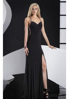 6b2a80a2e48e8 Fashion Black Long Natural Sleeveless Evening Dress In Stock zkdress26410 Robe  De Rêve, Robes De
