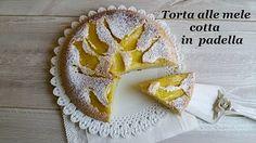 (12) Torta di Mele in POCHI MINUTI ! -(senza forno) - YouTube