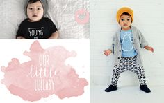 Lief merk: Our little lullaby - Oh yeah baby!