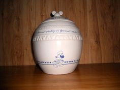Mickey Mouse Cookie Jar made in Thailand by Walt Disney Attractions