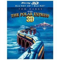 Polar Express (3D Blu-ray) Blu-Ray DVD 1 of 1