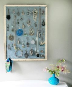 jewellry display diy jewellry