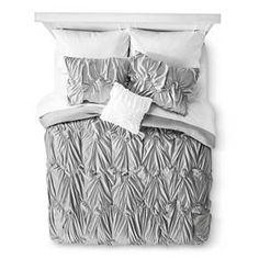 Xhilaration™ Chevron Texture Bed in a Bag - Peach (Full) : Target