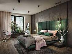 Znalezione obrazy dla zapytania sypialnia oswietlenie