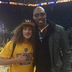 Blake Anderson & Montell Jordan