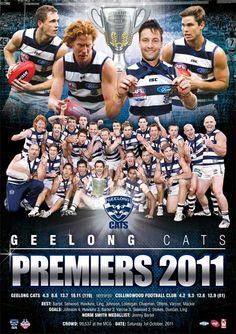 2011 premiers