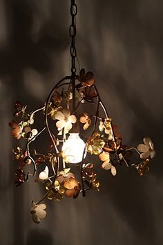cherry blossom chandelier
