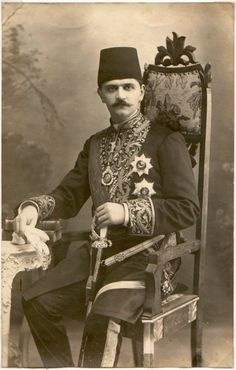 Ahmed Nihad (5 July 1883 – 4 June 1954), 38th Head of the Imperial House of Osman from 1944 to 1954, was the 38th and second post-imperial head of the Imperial House of Osman.