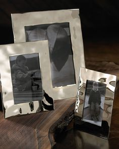 "Reflective Water 8"" x 10"" Photo Frame"
