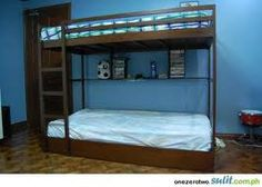 1000 images about boarding house ideas on pinterest for Bedroom designs with double deck