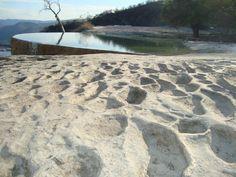 hierve el agua, Oaxaca.
