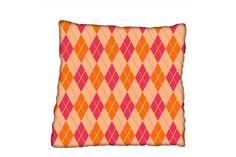 Kissen MWL Design NL 50 x 50 cm College Style von MWL Design NL Wohndesign und Accessoires  auf DaWanda.com