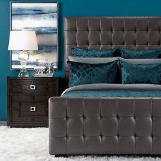 Shop our new Benito Velvet Bedding Collection.