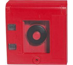 Bouton poussoir, Arrêt d'urgence Legrand LG.038024 en boîtier 230 V/AC 6 A 1 contact à fermeture, 1 contact à ouverture