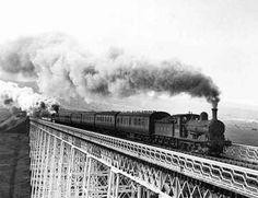 Disused Stations: Belah Viaduct Disused Stations, British Rail, North Yorkshire, Bridges, Railroad Tracks, Masters, Trains, Buildings, Engineering