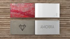 Amouria Jewelry — The Dieline - Branding & Packaging