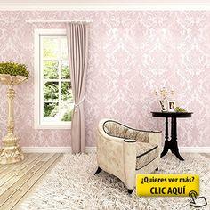 HANMERO®Barroco diseño Papel pintado vintage... #papel